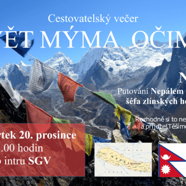 Svět mýma očima – Nepál
