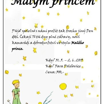 Den dětí s Malým princem