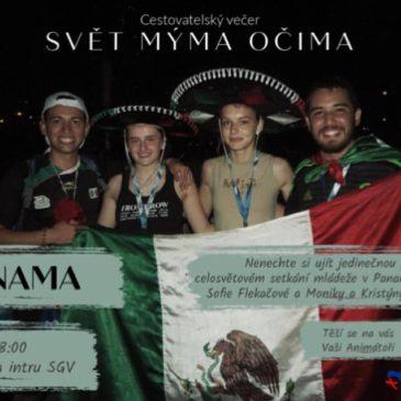 Svět mýma očima – Panama