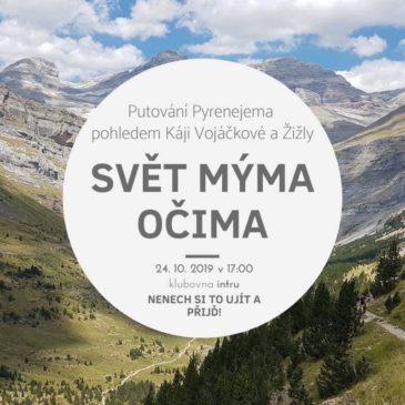 Svět mýma očima – Pyreneje