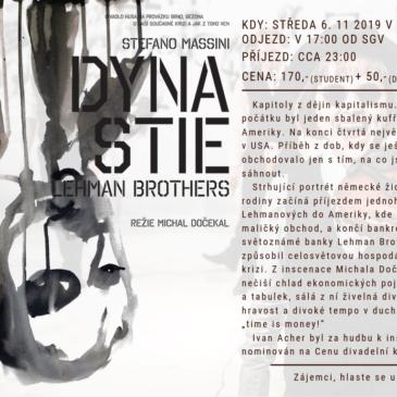Dynastie – divadlo na Provázku