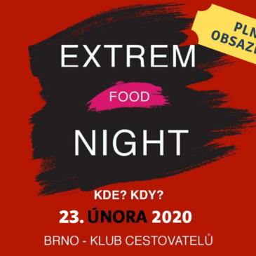 Extrém food night
