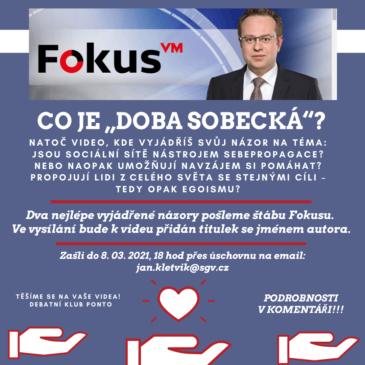 Fokus Václava Moravce